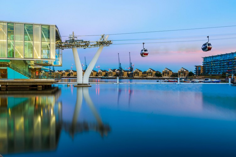 Is the Cable Car the public transport for the future ?